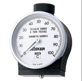Đồng hồ đo độ cứng ASKER-C