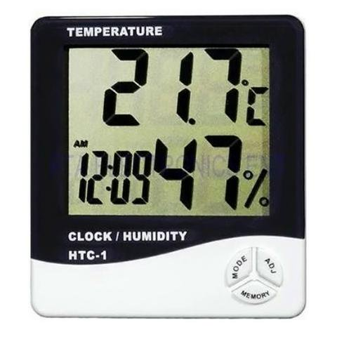 Thiết bị đo nhiệt độ độ ẩm HCT-1