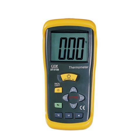 Thiết bị đo nhiệt độ DT-610B
