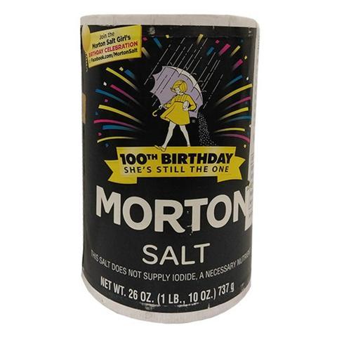 Muối Morton